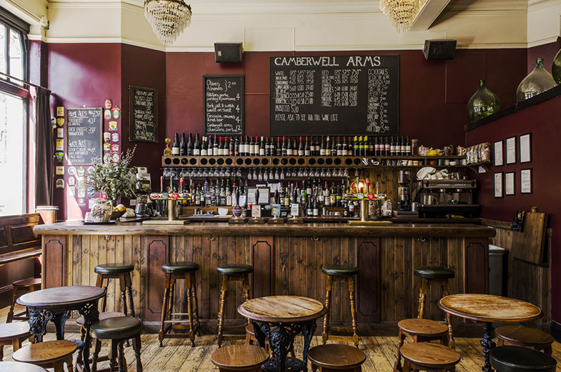 CAMBERWELL ARMS