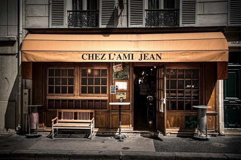 CHEZ L'AMIS JEAN