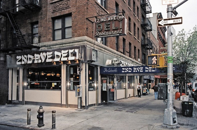 2ND AVENUE DELI