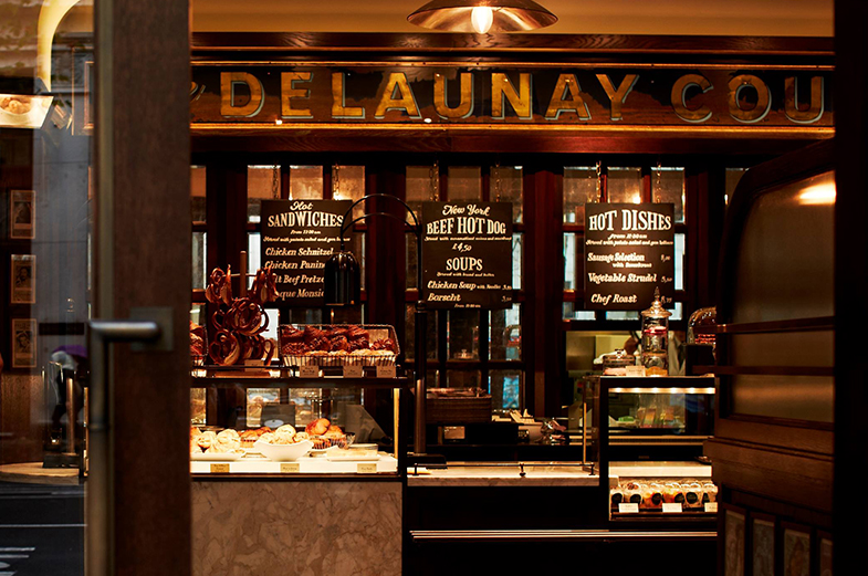THE DELAUNAY COUNTER