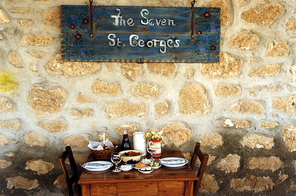 SEVEN ST. GEORGES TAVERN